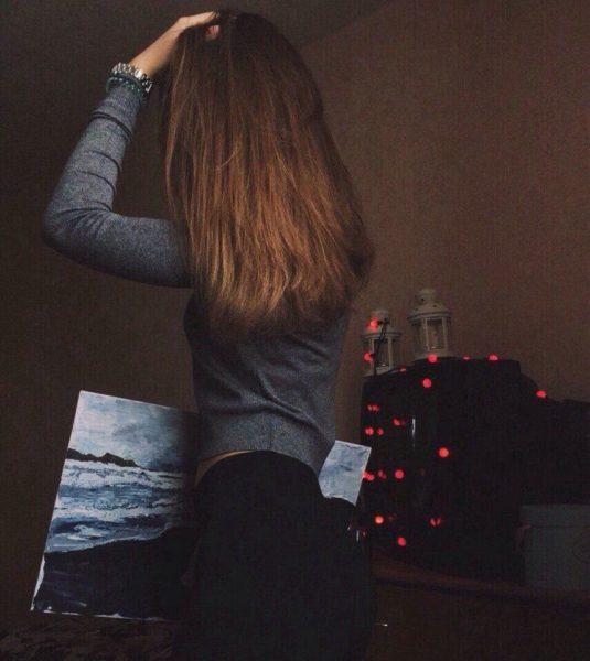 Картинки девушек на аву в вк