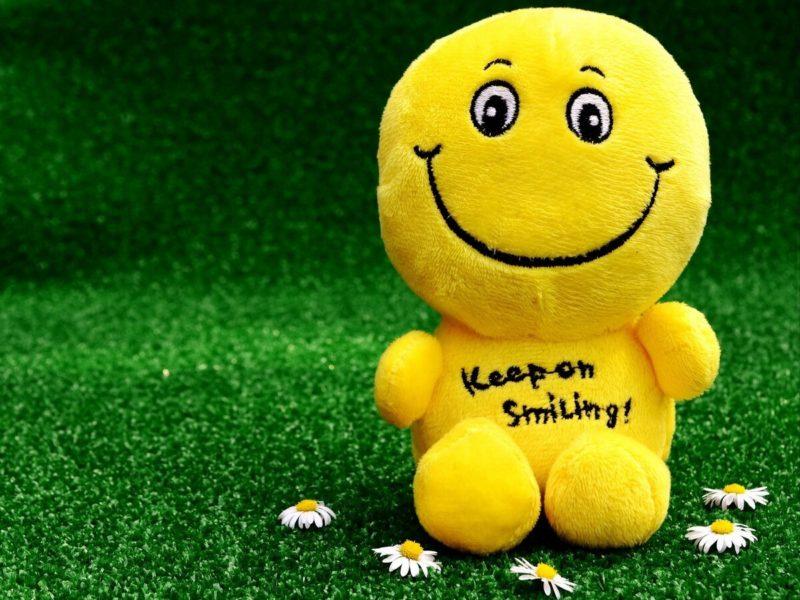 С днем улыбки – прикольные картинки