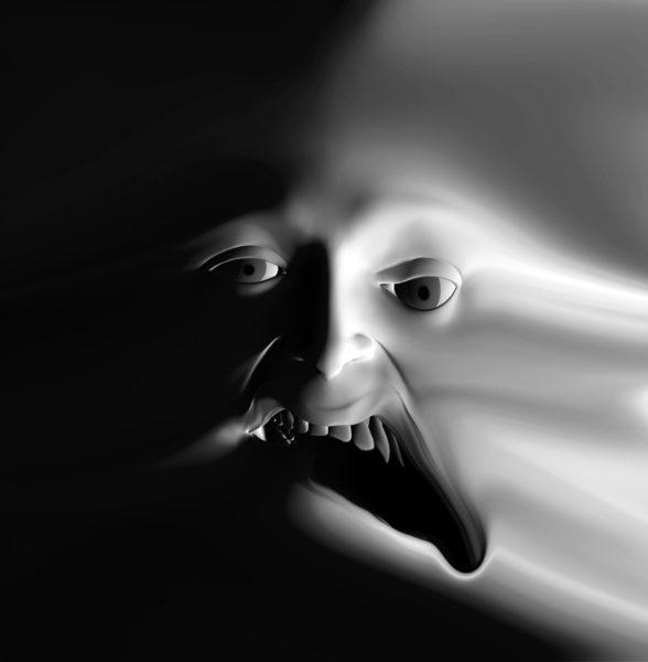 Страшные картинки на аву