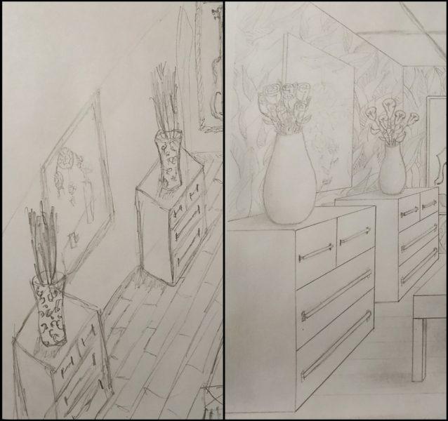 Картинки для срисовки легкие
