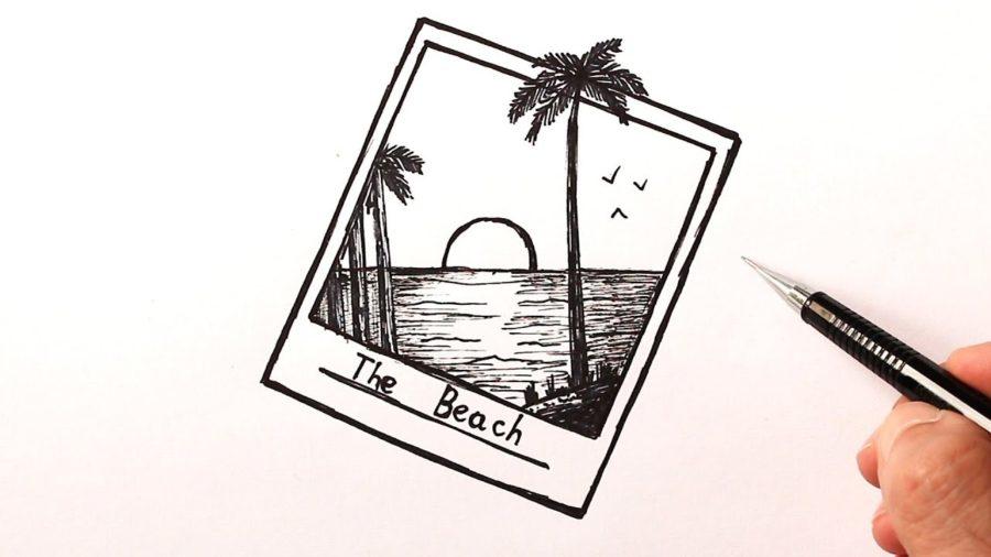 Простые рисунки для срисовки