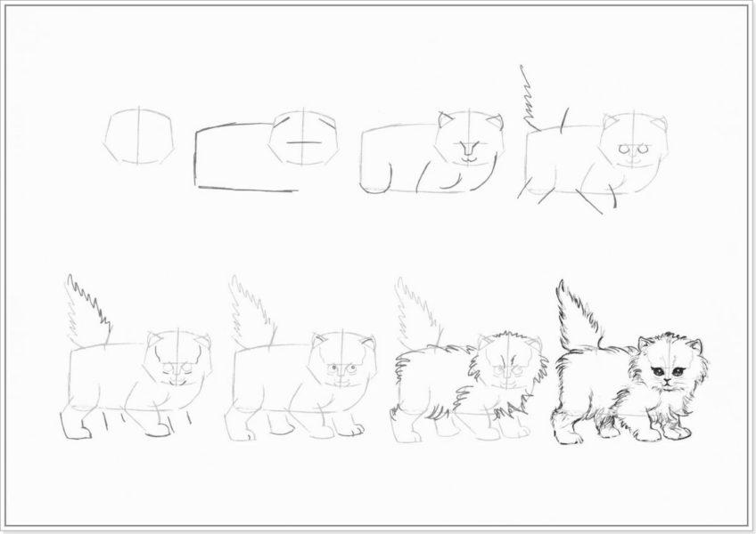 Картинки для срисовки: сложные