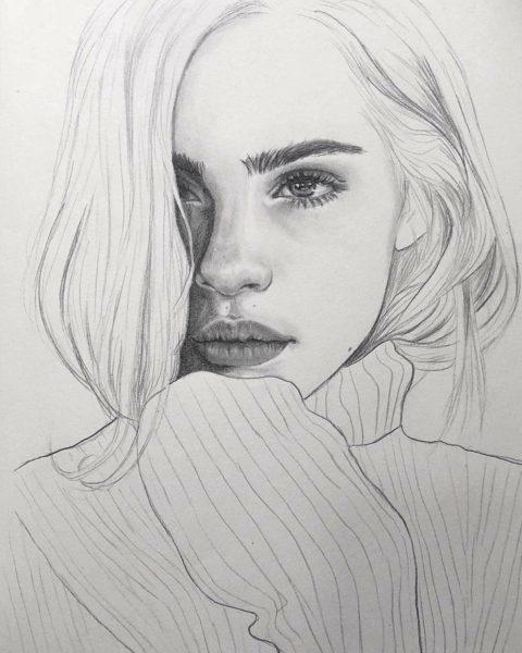 Картинки из мультиков для срисовки
