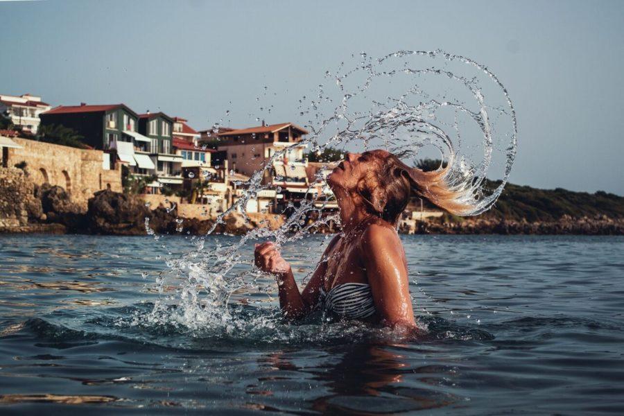 Прикольные картинки про отпуск