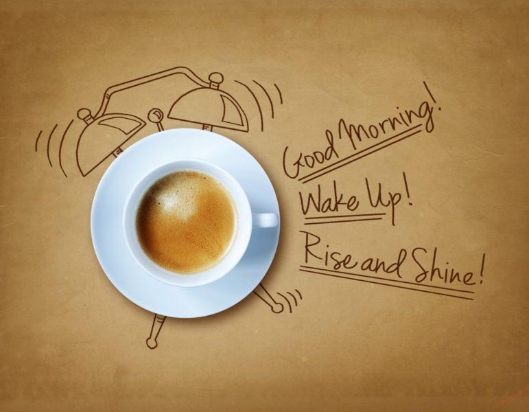 Доброе утро: картинки красивые и необычные